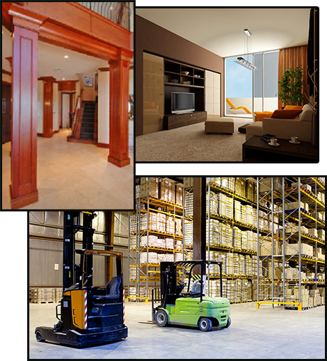 Home Interior & Warehouse